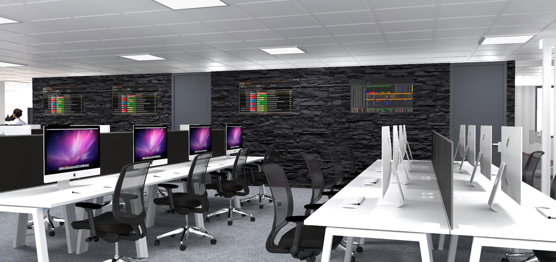 3d office design. 3d Office Design